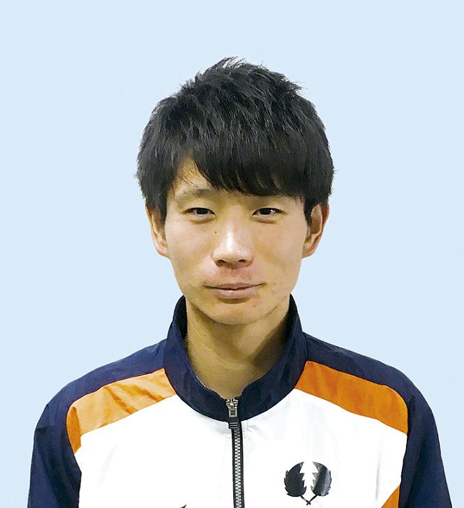 No.3  Yuto Fujiyama