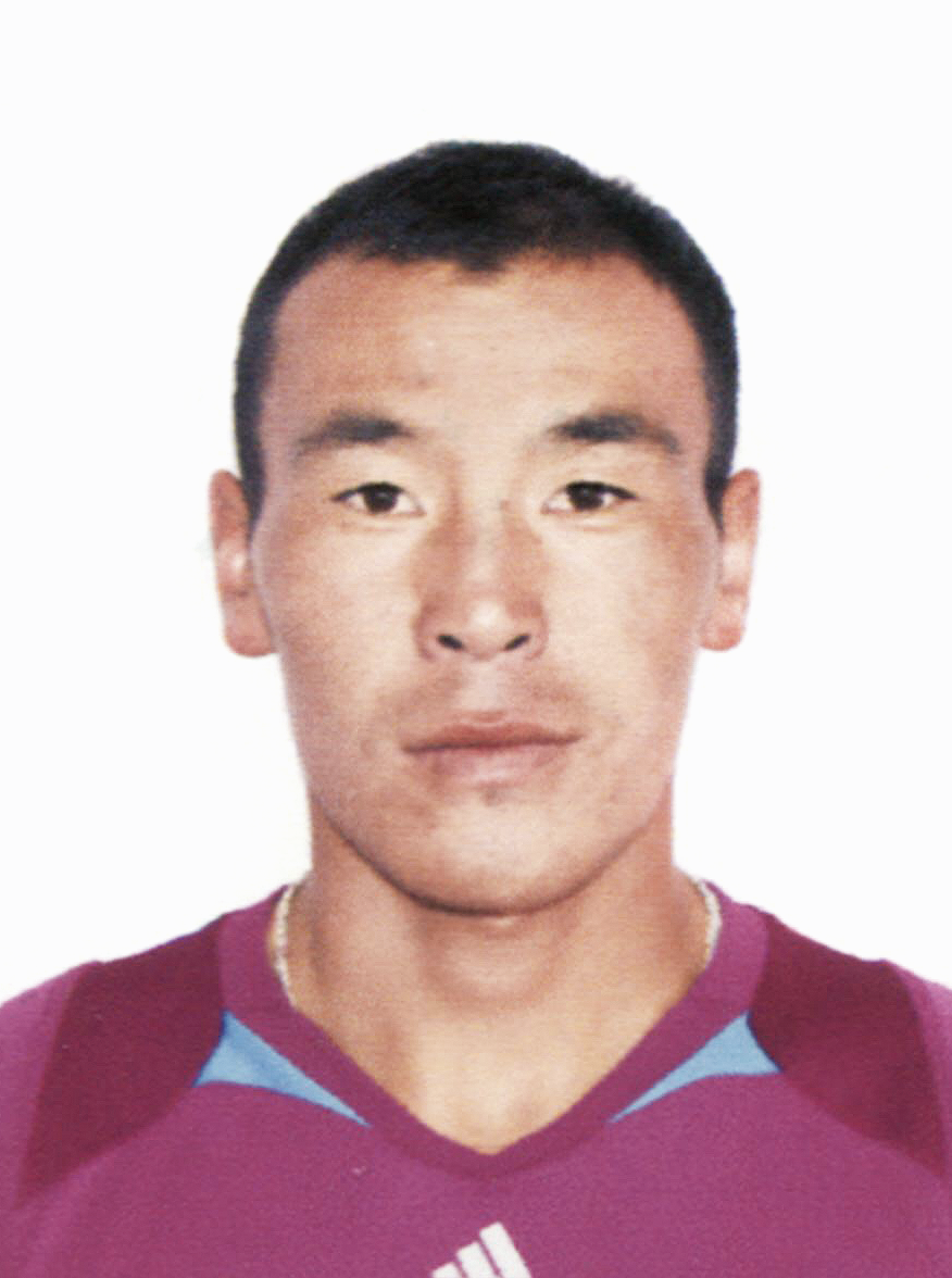 Gal-Erdene Odkhuu【No.65】